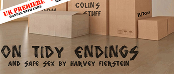 on tidy endings essay Free essay on analysis of television drama available totally free at echeatcom  portraying the victim in harvey fierstein's on tidy endings.