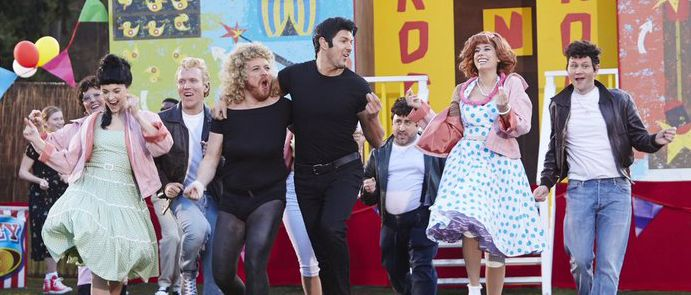 Adam C Booth Grease