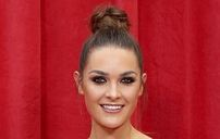 Anna Passey Frilly Blue